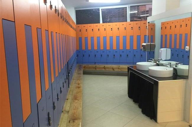 Mozambique locker