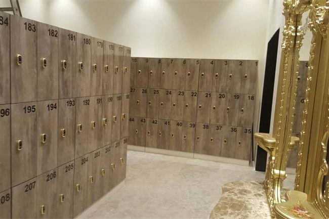Wedding Hall locker
