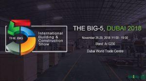The big5 Dubai 2018
