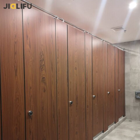 Changing Room Cubicles