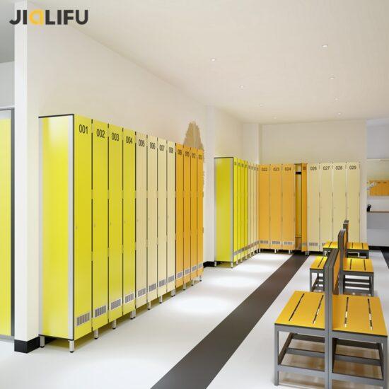 Compact Laminate Lockers