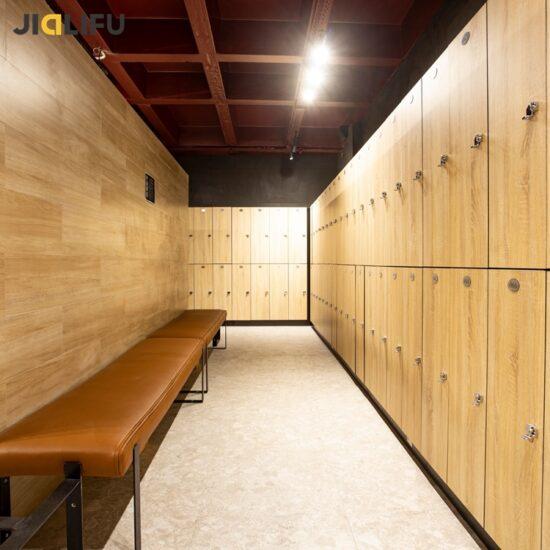 Modern Gym Lockers