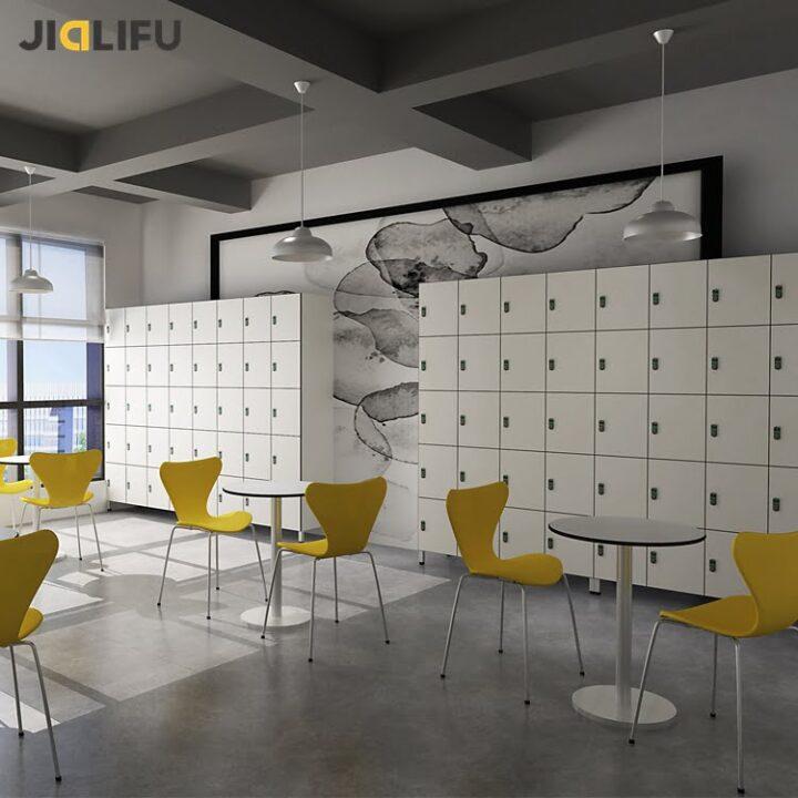 Employee Storage Lockers