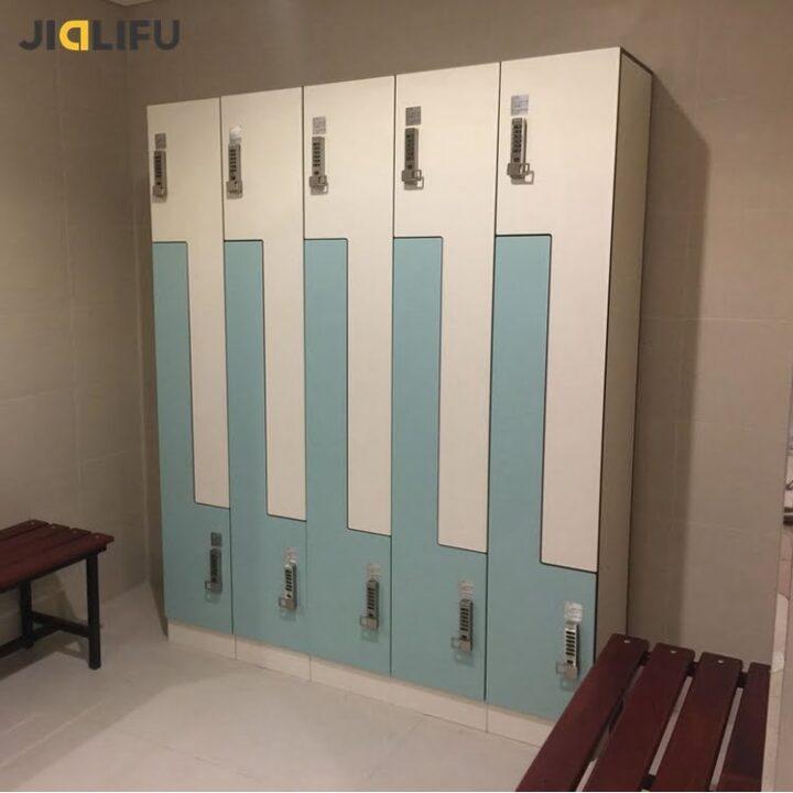 locker in gym