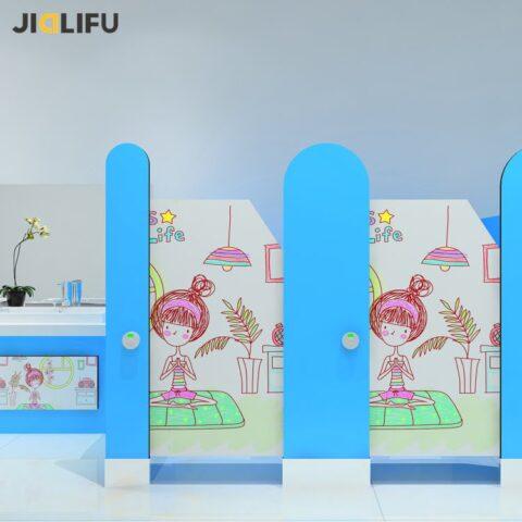 preschool toilet partitions