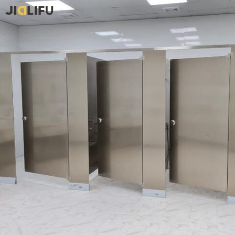 Stainless Steel Bathroom Partition