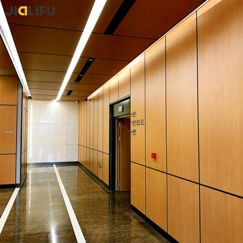HPL wall cladding