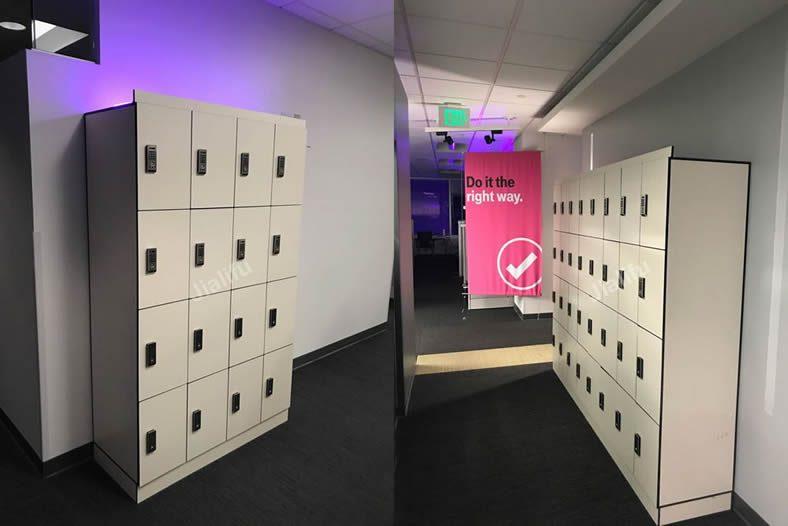 T-Mobile locker