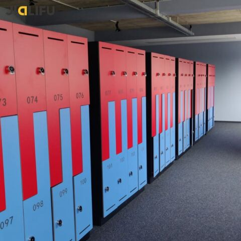 changing lockers