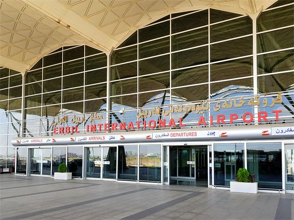 Erbil International Airport 1