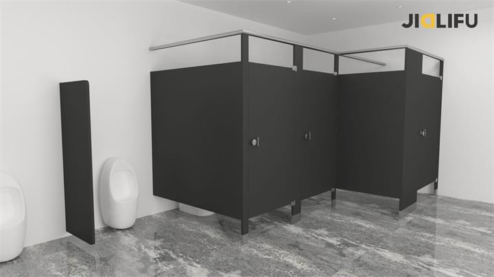 shoe palace toilet cubicle