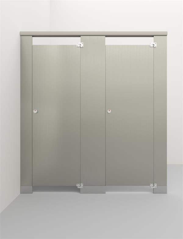 Stainless Steel Toilet Cubicle 1