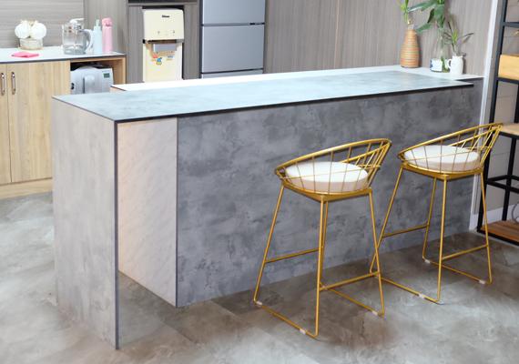 kitchen hpl table